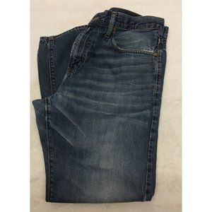 American Eagle Relaxed Fit 36x30 Jeans Dark Wash
